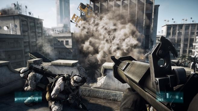 6. Battlefield 3 Beta: Is it any Good?