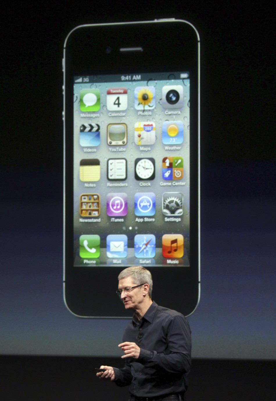 2. Apple iPhone 4S as it Happened  No iPhone 5, but a Reasonable UK Price
