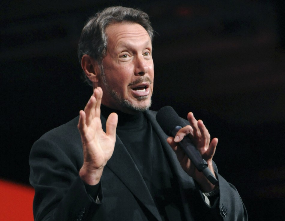 Larry Ellison, Oracle chief and America's third richest man, owns over a dozen estates on Malibu's Carbon Beach
