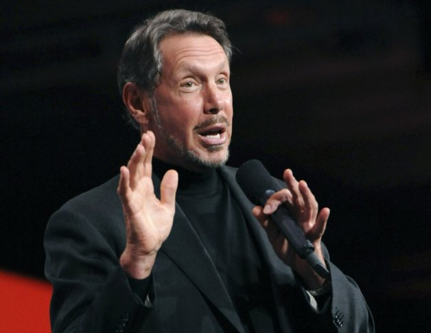 Larry Ellison, Oracle chief and America's third richest man, owns over a dozen estates on Malibu's Carbon Beach.