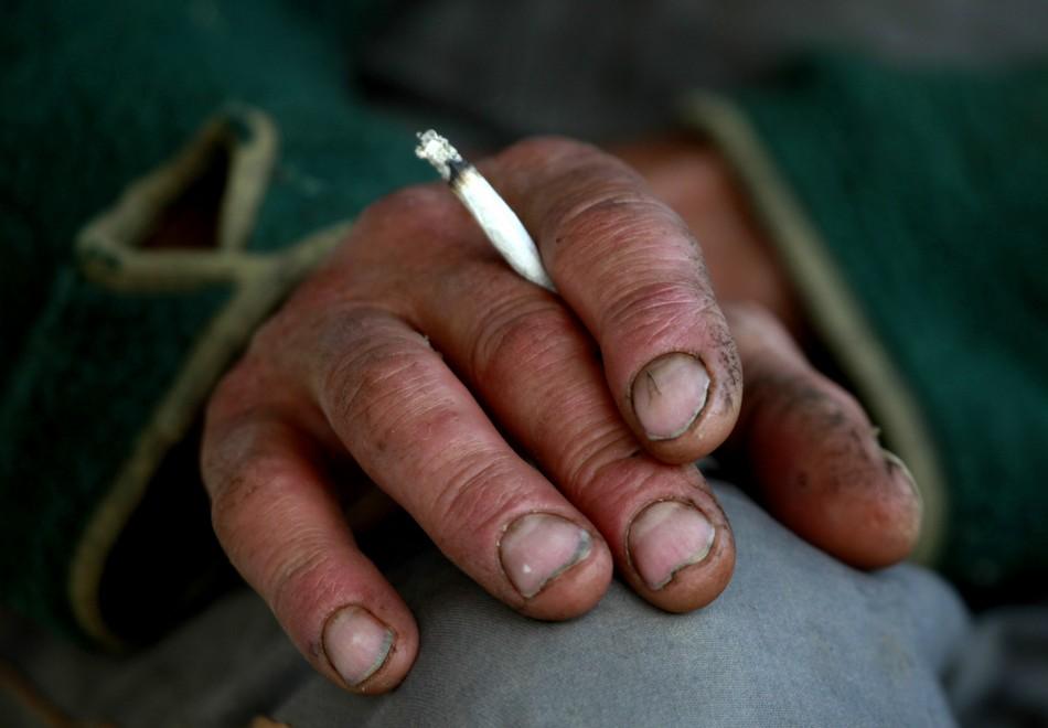 A One Man Village in Greece
