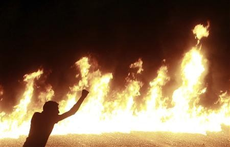 Nineteen killed as Egyptian Christians, police clash