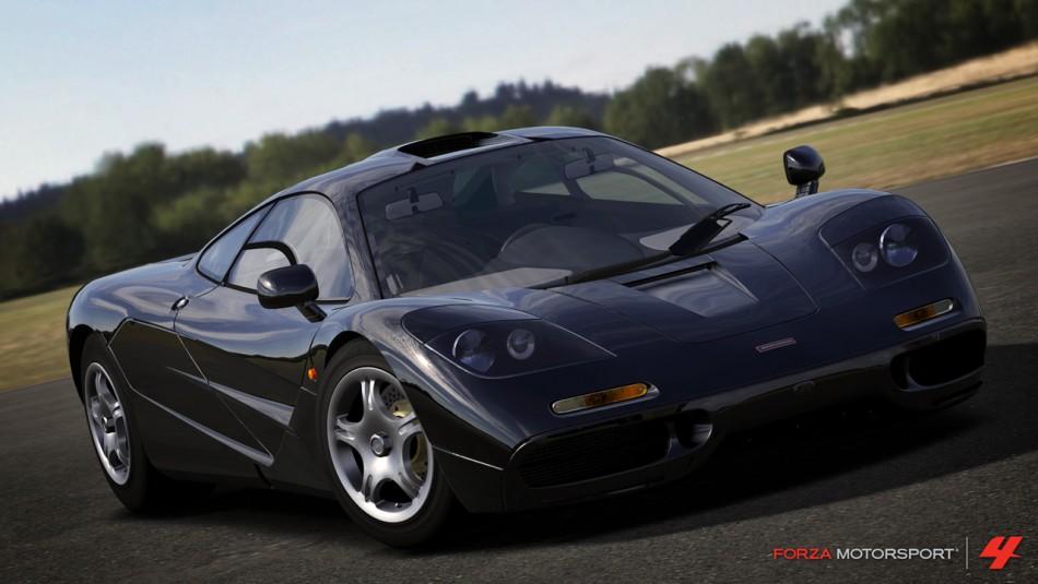 Forza 4 McLaren F1