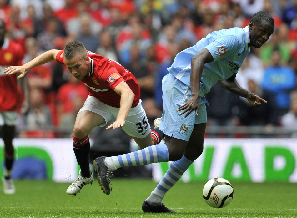 Manchester United, Cleverley