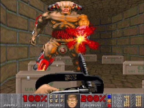 9. Doom 2
