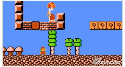 4. Super Mario Brothers The Lost Levels