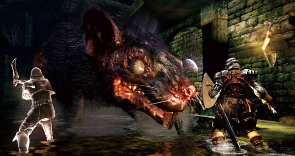 3. Dark Souls