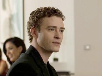 Justin Timberlake as Sean Parker