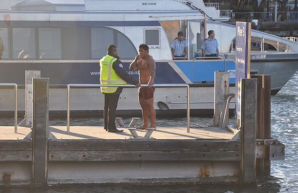 Manu Tuilagi was detained by police