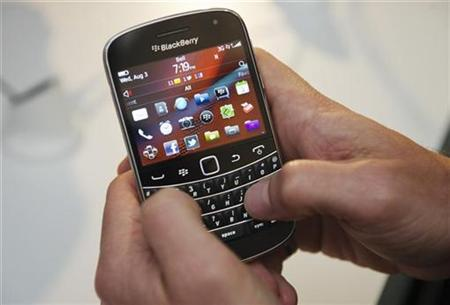 3.	Blackberry down twice in 48 hours