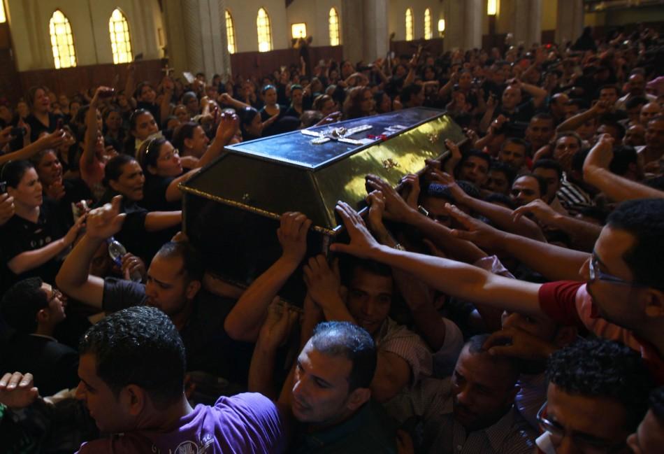 Egyptian Coptic Christians