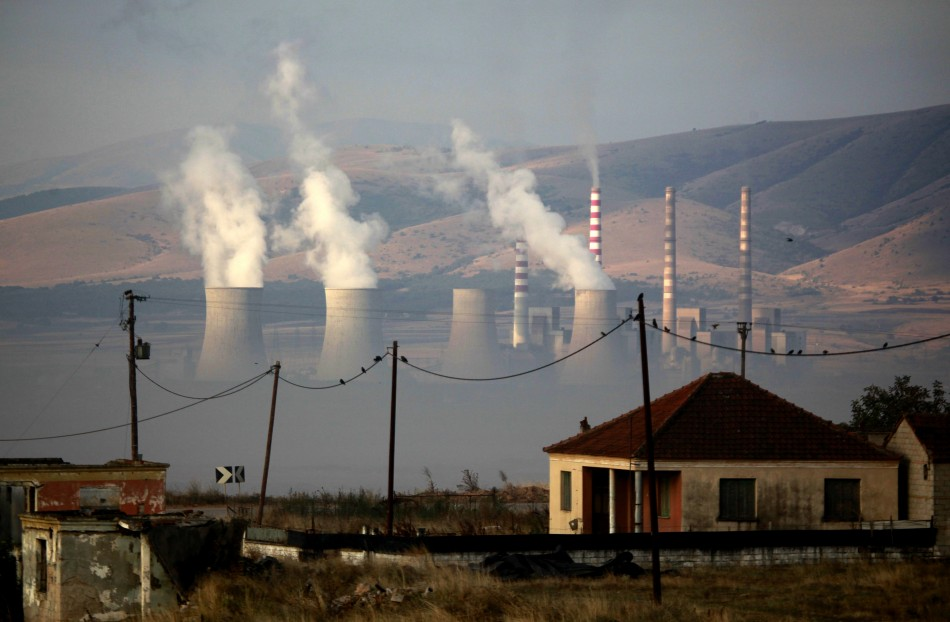 Villages Abandoned near Europe's Worst Climate Polluting Power Plants