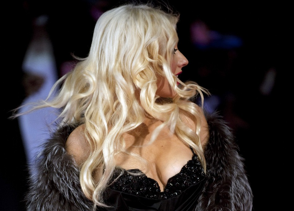 Aguilera's raunchy show at the X-factor last December generated 3000 complaints