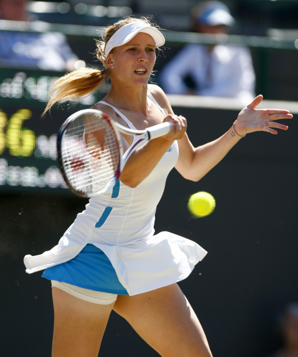 Nicole Vaidisova is a promising star in women's tennis. She been playing since she was six-years-old. She is currently ranked number 9 in the WTA rankings.