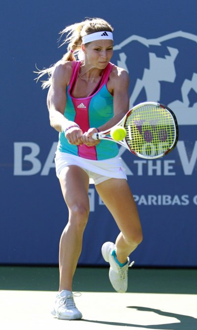 Maria Kirilenko is a Russian professional tennis player who marked her first WTA Tour title in 2005, beating Anna-Lena Groenefeld in the China Open.