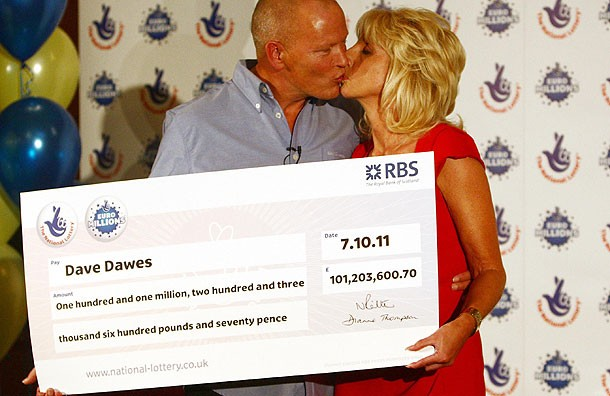 Euromillions winner's son loses court battle for money for life
