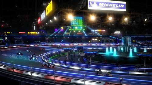 GT5 Kart Arena