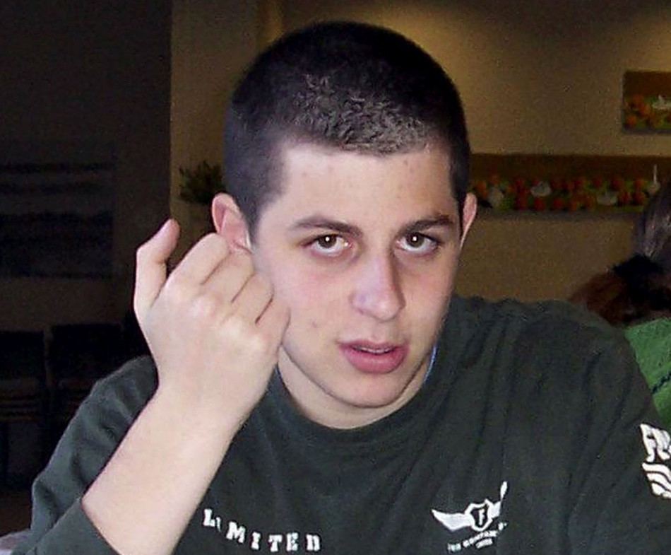 Gilad Shalit Goes Free Tuesday