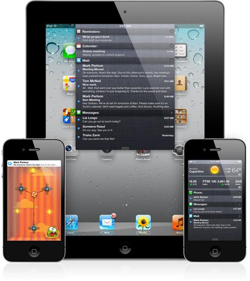 iOS 5 Notifications