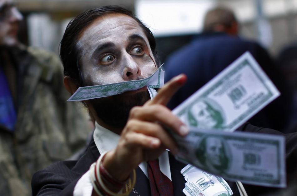 Monopoly on Money