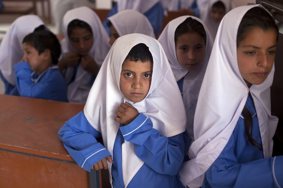Some 160 Afghan Schoolgirls Ill After Suspected Gas Attack