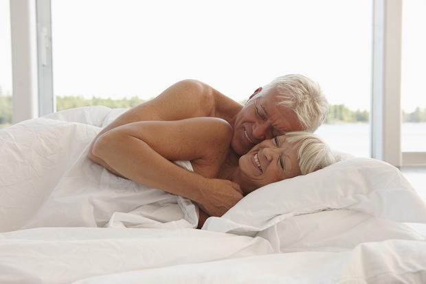 Elderly sex is still seen as a taboo subject
