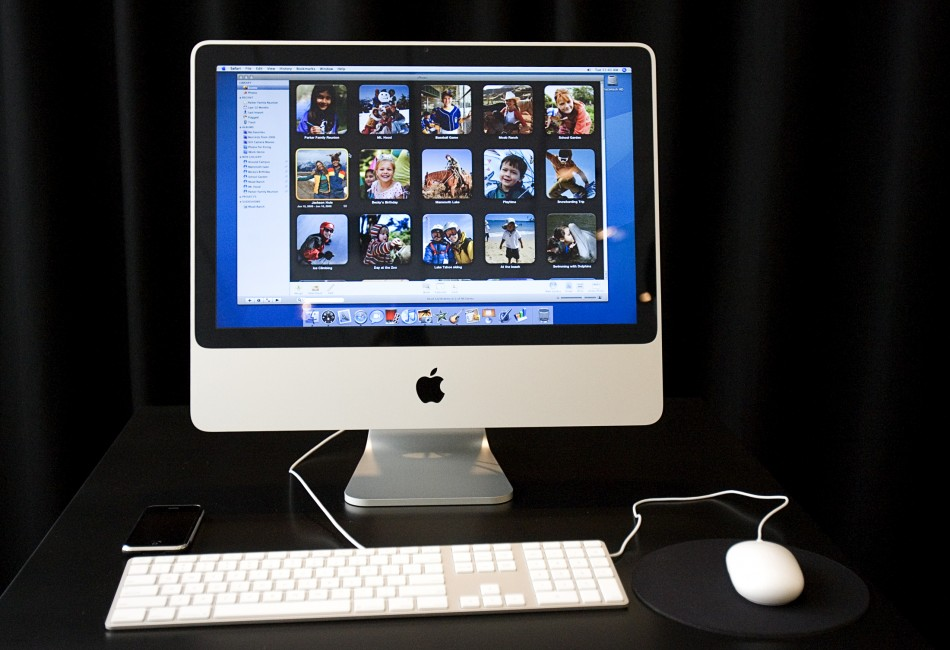 Apple New iMac Is Put on Display at Its Headquarters in Cupertino, Calif.
