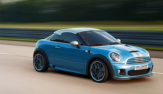 Mini Coupe: due out this autumn