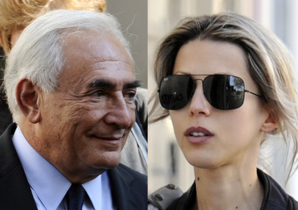 DSK charges dropped