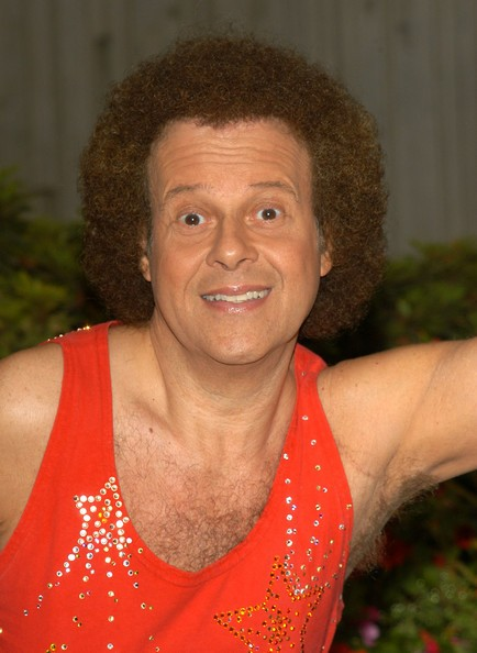 Richard Simmons - 2004