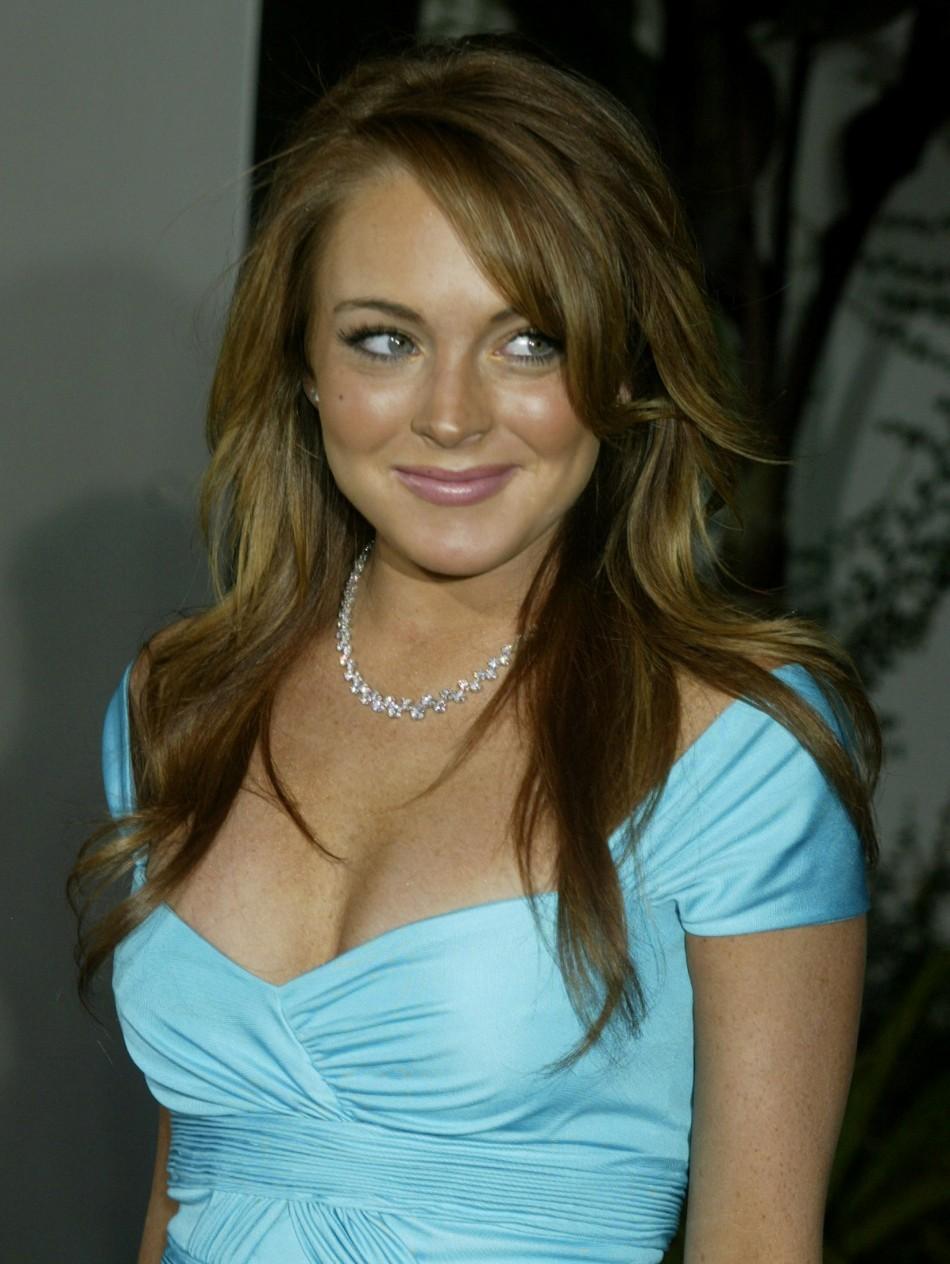 Lindsay Lohan 2004