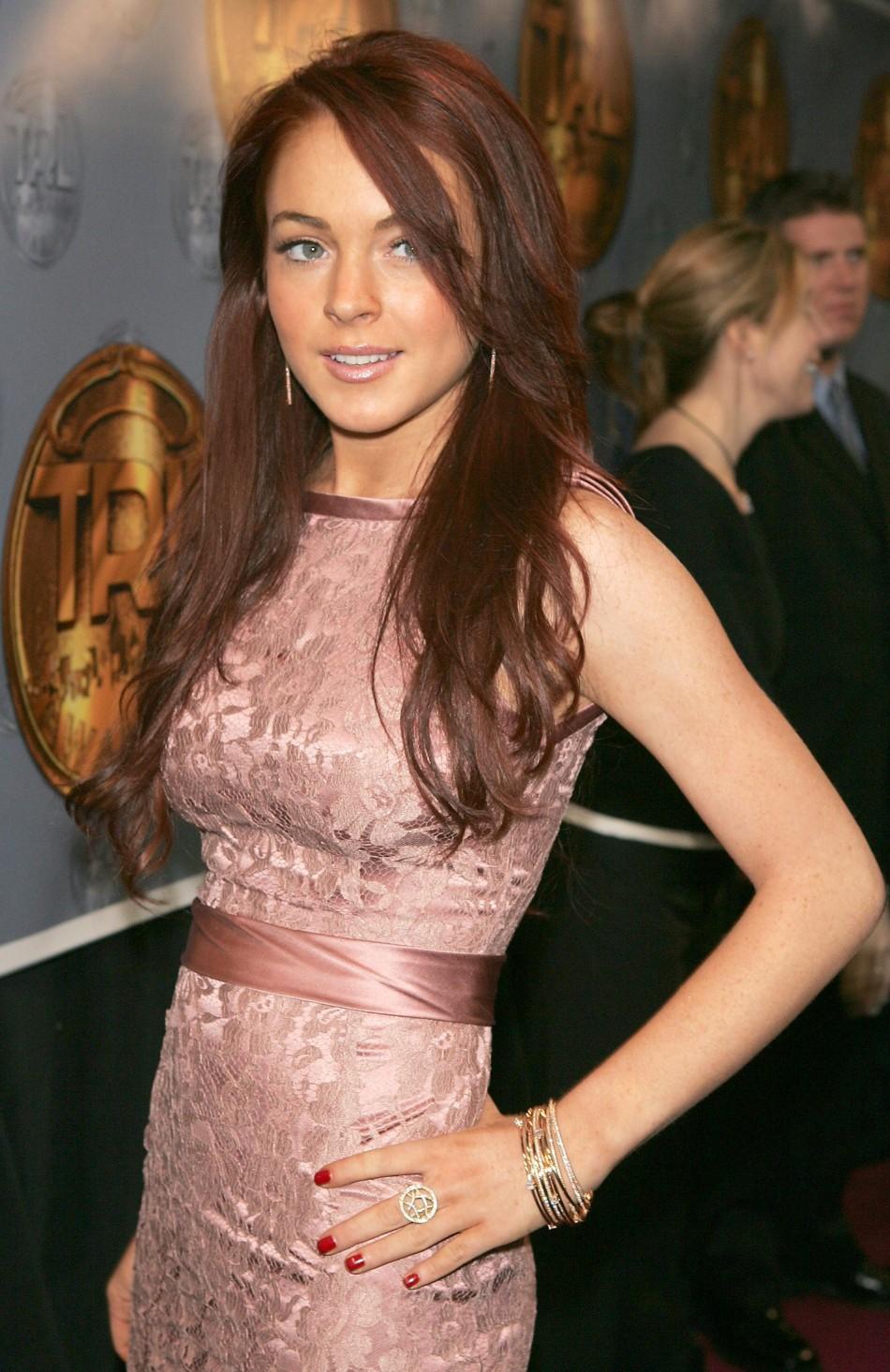 Lindsay Lohan 2005
