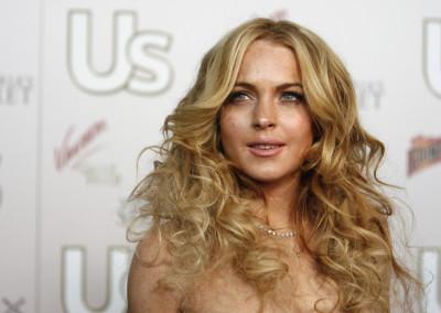 Lindsay Lohan 2007