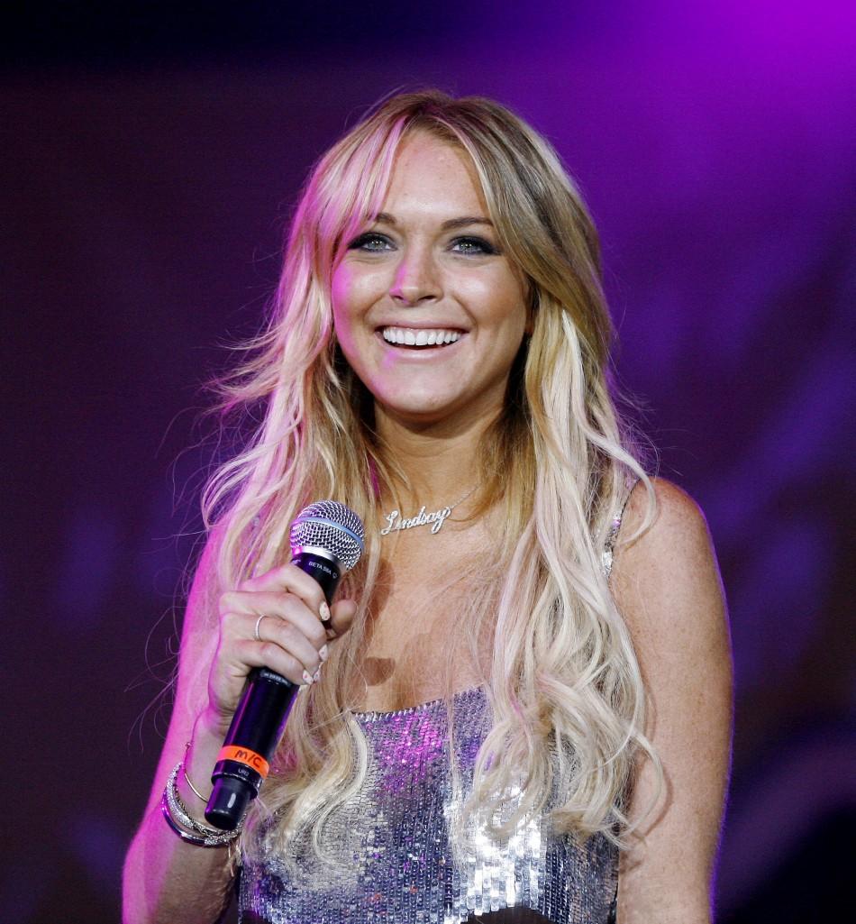 Lindsay Lohan 2008