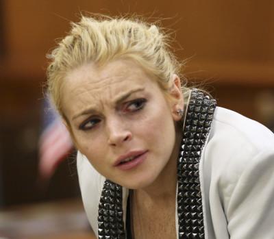 Lindsay Lohan 2009