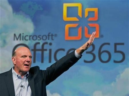 8. Microsoft CEO Steve Ballmer Calls Google's Android 'Too Complicated'