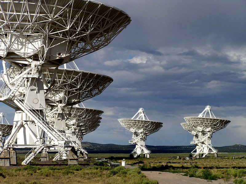 Very Large Array of New Mexico needs a new name