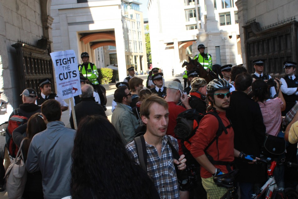 Occupy London: Revolution Nearly Ends Before it Begins (Exclusive)