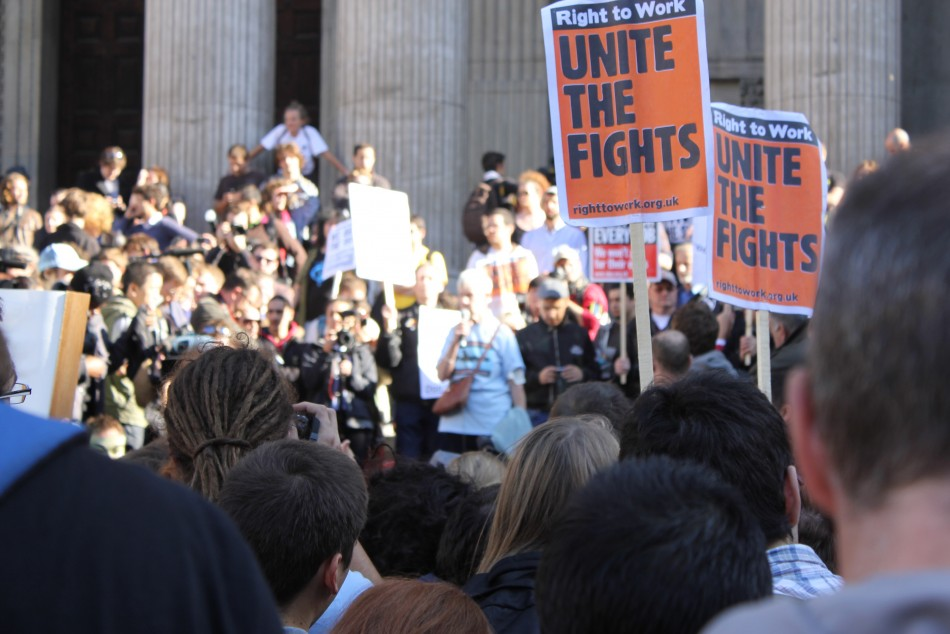 Occupy London: Blind Fury Shifting to Focused Revolution (Exclusive)