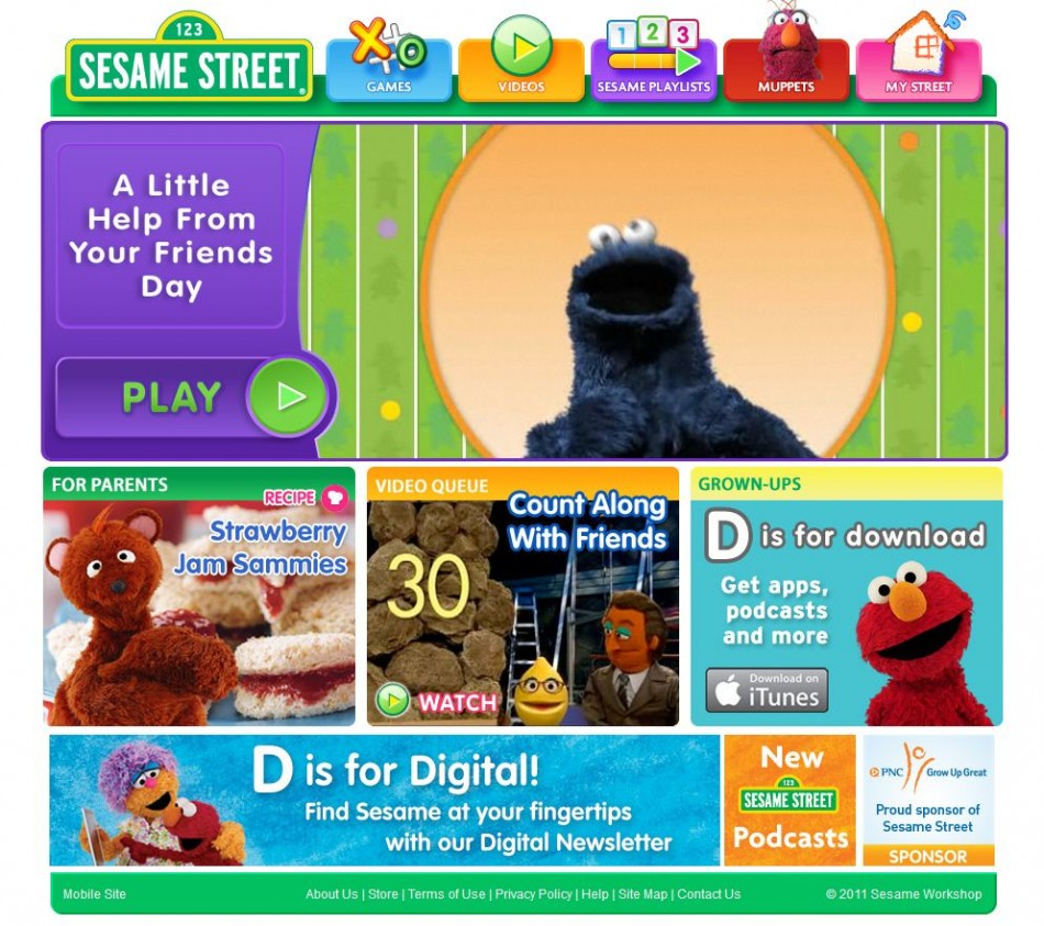 Sesame Street's YouTube Page Hit Hard by Porn Hackers