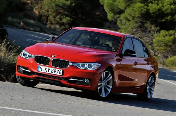 The 2012 BMW 3-Series