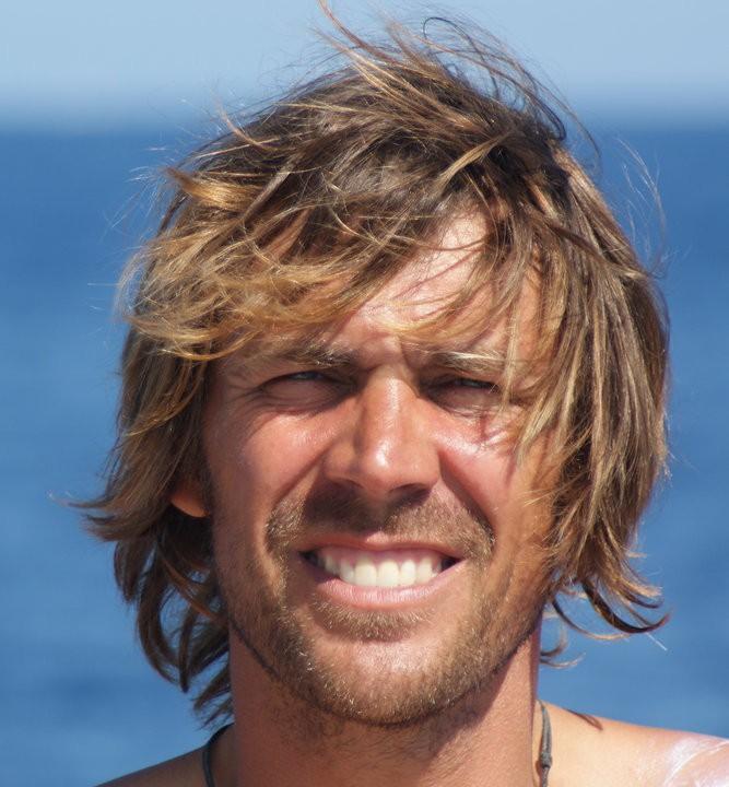 German Tourist Stefan Ramin