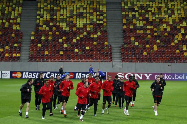 Man Utd squad