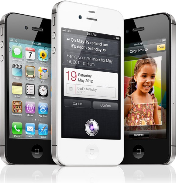 iPhone 4Ss 3.5-inch Screen