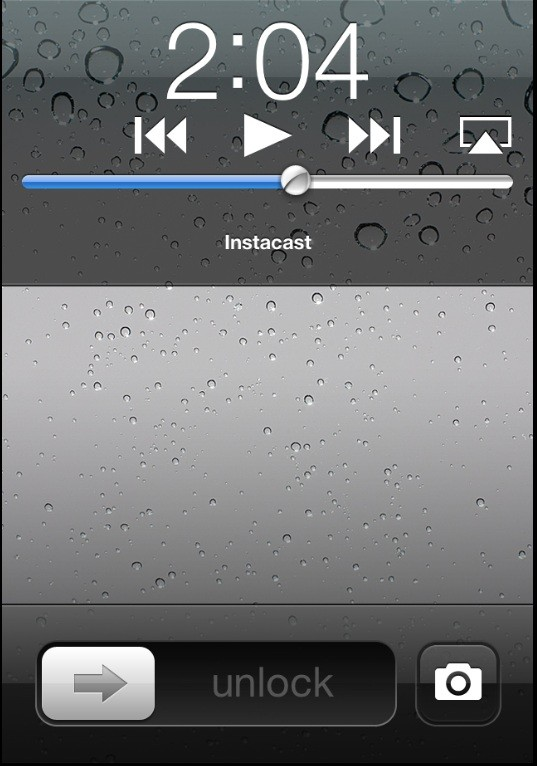 Camera From Lock Screen
