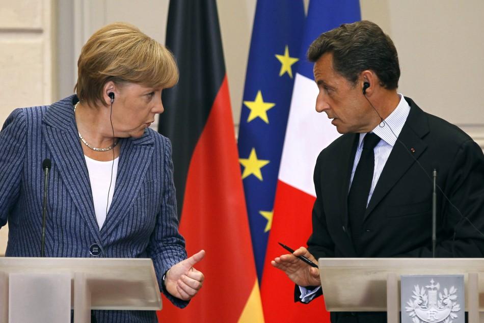 Sarkozy & Merkel