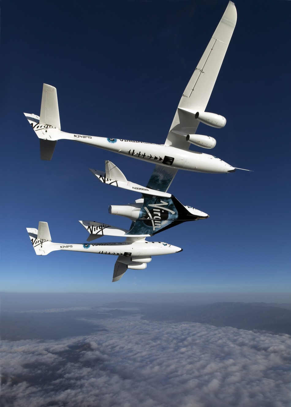 Commercial Suborbital Spacecrafts Estimated to be £1.03 Billion Industry