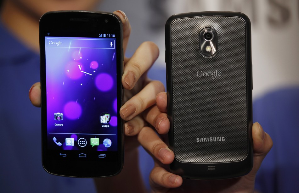 Motorola Droid RAZR and Samsung Galaxy Nexus
