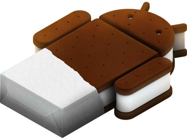 Google's Ice Cream Sandwich Android 4.0 Update