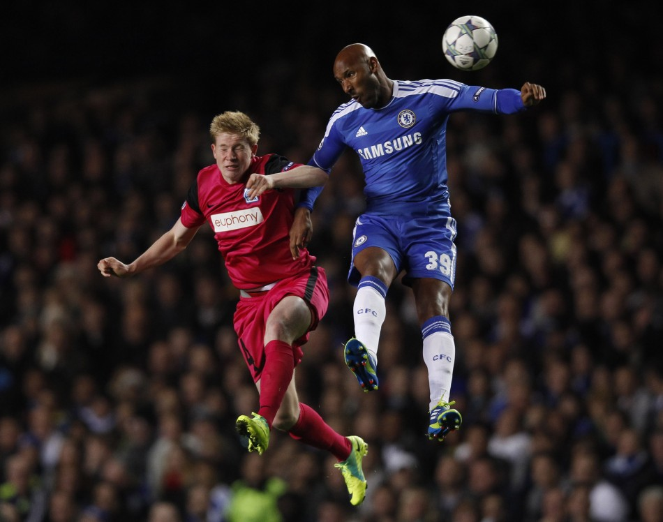 Nicolas Anelka is Exit-Bound